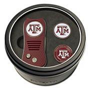 Team Golf Texas A&M Aggies Switchfix Divot Tool & Two Ball Markers