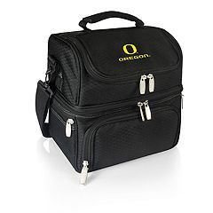Picnic Time Oregon Ducks 7-Piece Insulated Cooler Lunch Tote Set