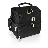Picnic Time Purdue Boilermakers 7-Piece Insulated Cooler Lunch Tote Set
