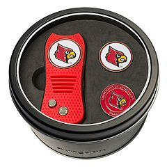Team Golf Louisville Cardinals Switchfix Divot Tool & Two Ball Markers