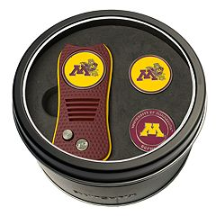 Team Golf Minnesota Golden Gophers Switchfix Divot Tool & Two Ball Markers