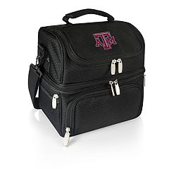 Picnic Time Texas A&M Aggies 7-Piece Insulated Cooler Lunch Tote Set
