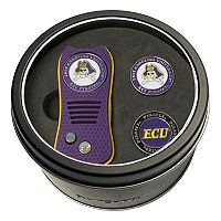 Team Golf East Carolina Pirates Switchfix Divot Tool & Two Ball Markers