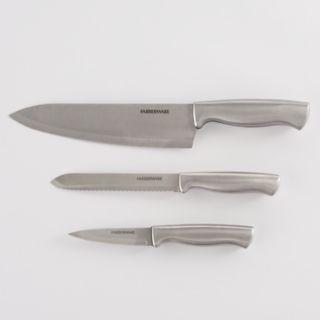 Farberware 3-pc. Chef Knife Set