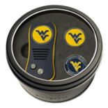 Team Golf West Virginia Mountaineers Switchfix Divot Tool & Two Ball Markers