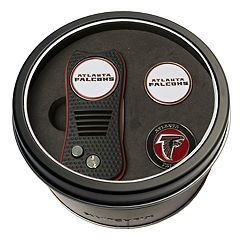 Team Golf Atlanta Falcons Switchfix Divot Tool & Two Ball Markers