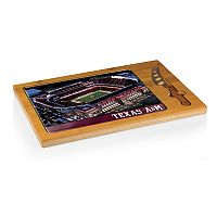Picnic Time Texas A&M Aggies Cutting Board Serving Tray