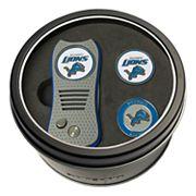 Team Golf Detroit Lions Switchfix Divot Tool & Two Ball Markers