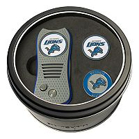 Team Golf Detroit Lions Switchfix Divot Tool & Two Ball Markers