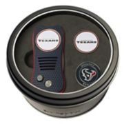 Team Golf Houston Texans Switchfix Divot Tool & Two Ball Markers