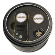 Team Golf New Orleans Saints Switchfix Divot Tool & Two Ball Markers