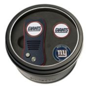 Team Golf New York Giants Switchfix Divot Tool & Two Ball Markers