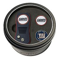 Team Golf New York Giants Switchfix Divot Tool & Two Ball Markers