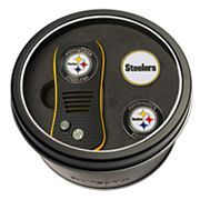 Team Golf Pittsburgh Steelers Switchfix Divot Tool & Two Ball Markers