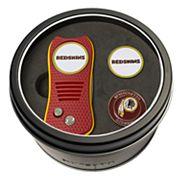 Team Golf Washington Redskins Switchfix Divot Tool & Two Ball Markers