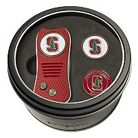 Team Golf Stanford Cardinal Switchfix Divot Tool & Two Ball Markers