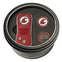 Team Golf Washington State Cougars Switchfix Divot Tool & Two Ball Markers