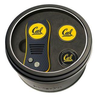 Team Golf Cal Golden Bears Switchfix Divot Tool & Two Ball Markers