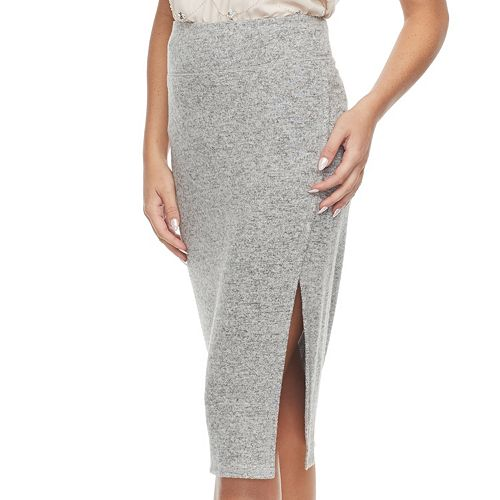 Women's Juicy Couture Midi Pencil Skirt
