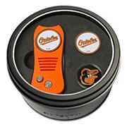 Team Golf Baltimore Orioles Switchfix Divot Tool & Two Ball Markers