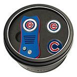 Team Golf Chicago Cubs Switchfix Divot Tool & Two Ball Markers