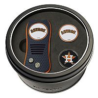 Team Golf Houston Astros Switchfix Divot Tool & Two Ball Markers