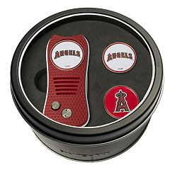 Team Golf Los Angeles Angels of Anaheim Switchfix Divot Tool & Two Ball Markers