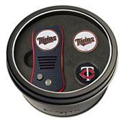 Team Golf Minnesota Twins Switchfix Divot Tool & Two Ball Markers