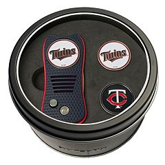 Team Golf Minnesota Twins Switchfix Divot Tool & Two Ball Markers