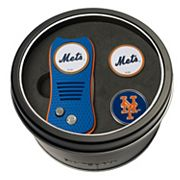 Team Golf New York Mets Switchfix Divot Tool & Two Ball Markers