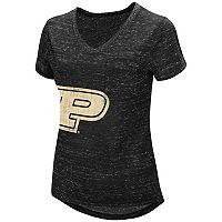Women's Campus Heritage Purdue Boilermakers Pocket Tee