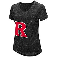 Women's Campus Heritage Rutgers Scarlet Knights Pocket Tee