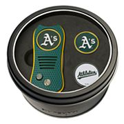 Team Golf Oakland Athletics Switchfix Divot Tool & Two Ball Markers