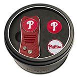 Team Golf Philadelphia Phillies Switchfix Divot Tool & Two Ball Markers