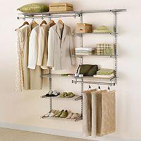 Rubbermaid Configurations Closet Kit (3 - 6 ft.)