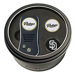 Team Golf San Diego Padres Switchfix Divot Tool & Two Ball Markers