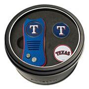 Team Golf Texas Rangers Switchfix Divot Tool & Two Ball Markers
