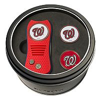 Team Golf Washington Nationals Switchfix Divot Tool & Two Ball Markers