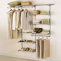 Rubbermaid Configurations Closet Kit (3 - 6 ft.)