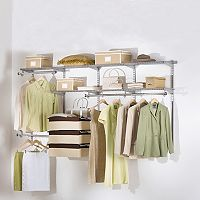 Rubbermaid Configurations Closet Kit (4 - 8 ft.)
