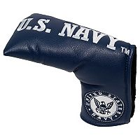Team Golf Navy Midshipmen Blade Putter Cover