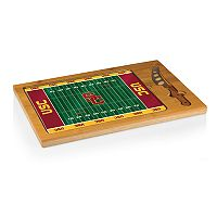 Picnic Time USC Trojans Cutting Board Serving Tray