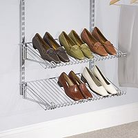 Rubbermaid Configurations Add-On Shoe Shelf Kit