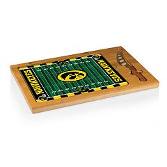 Picnic Time Iowa Hawkeyes Cutting Board Serving Tray