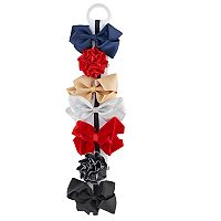 Girls 4-16 7-pk. Hair Bows