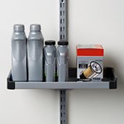 Rubbermaid FastTrack Rail Small Shelf
