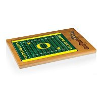 Picnic Time Oregon Ducks Cutting Board Serving Tray
