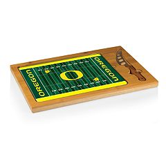 Picnic Time Oregon Ducks Cutting Board Serving Tray