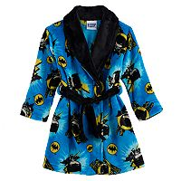Toddler Boy DC Comics Batman Plush Robe