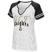 Women's Campus Heritage UCF Knights Notch-Neck Raglan Tee